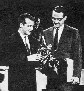 Don Elliott on the Steve Allen Show